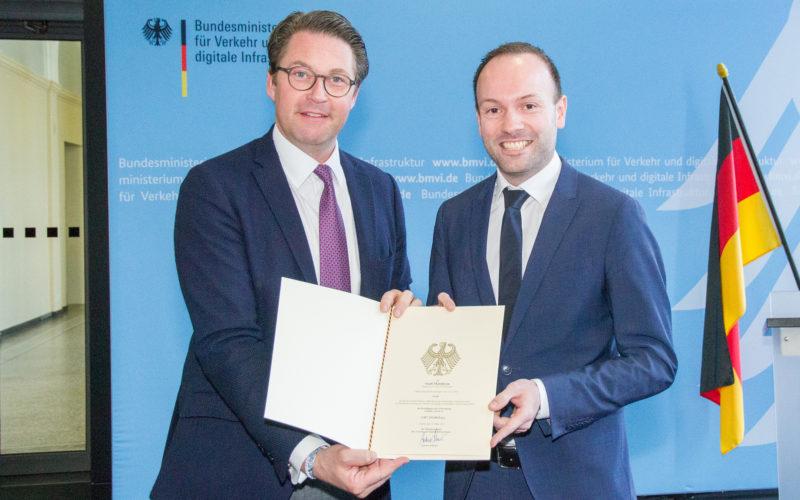 1,8 Millionen Euro vom Bund für intelligentes Parkleitsystem