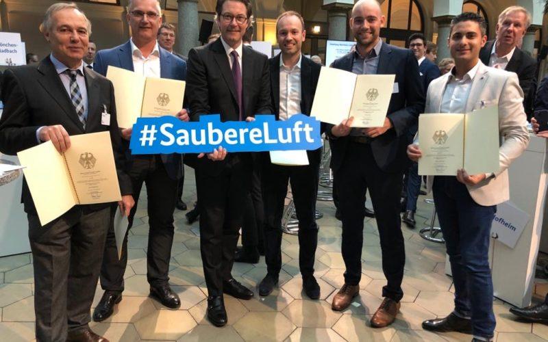 Bund fördert erneut ÖPNV in Mannheim mit Millionenbetrag